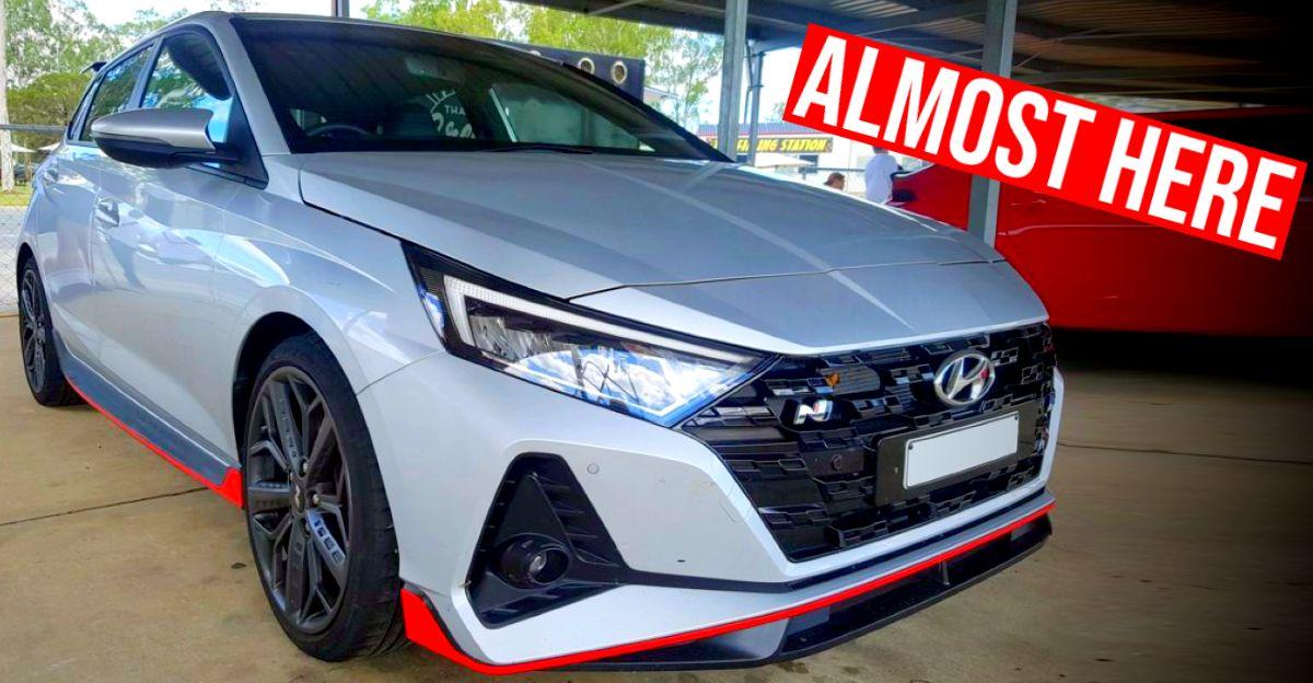 CarToq एक्सक्लुसिवस: अगले महीने लॉन्च होगी Hyundai i20 N लाइन