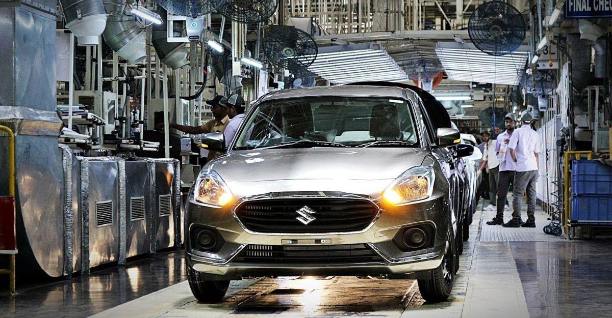 सेमीकंडक्टर की कमी के कारण Maruti Suzuki ने गुजरात कारखाने में उत्पादन घटाया
