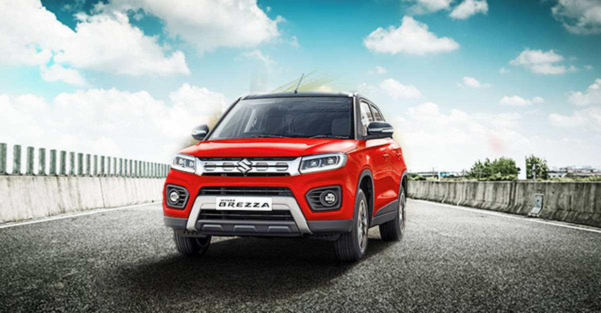 लॉन्च से पहले Maruti Suzuki Vitara Brezza CNG की specs लीक
