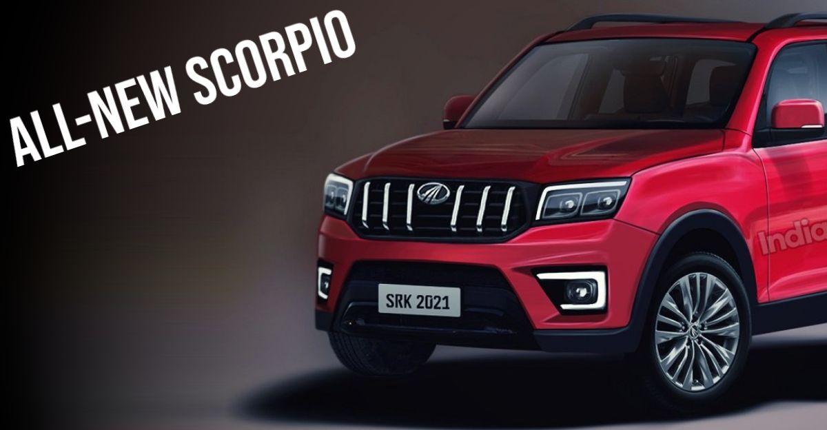 2022 Mahindra Scorpio SUV लॉन्च से पहले वीडियो पर विस्तार से