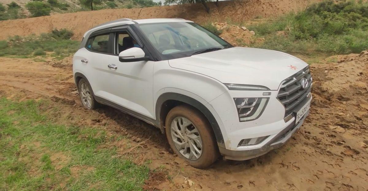 नई Hyundai Creta बनाम दलदली रोड से पता चलता है कि कॉम्पैक्ट एसयूवी ऑफ रोडिंग के लिए क्यों नहीं हैं