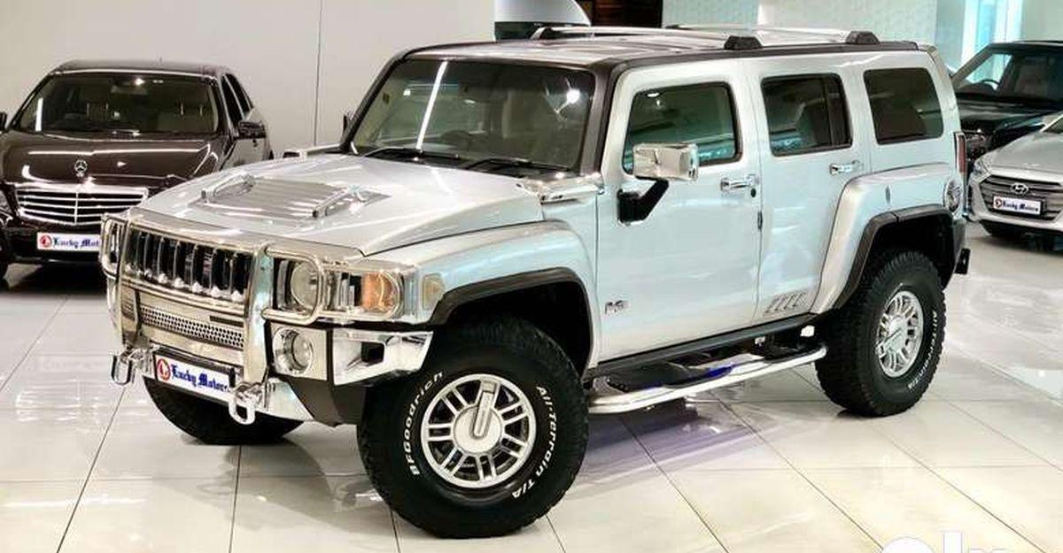 यह सबसे कम कीमत वाला Hummer है जिसे आप भारत में खरीद सकते हैं