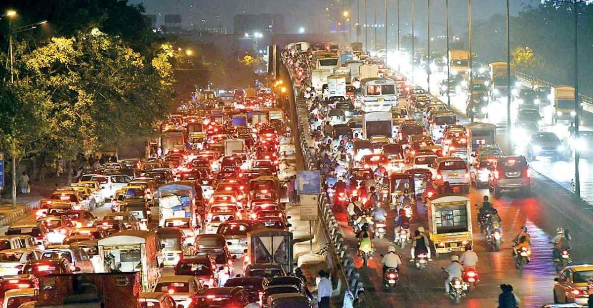 यह भारतीय शहर 'ड्राइव करने के लिए दुनिया के सबसे तनावपूर्ण शहर' में सबसे ऊपर: सूची में दिल्ली भी