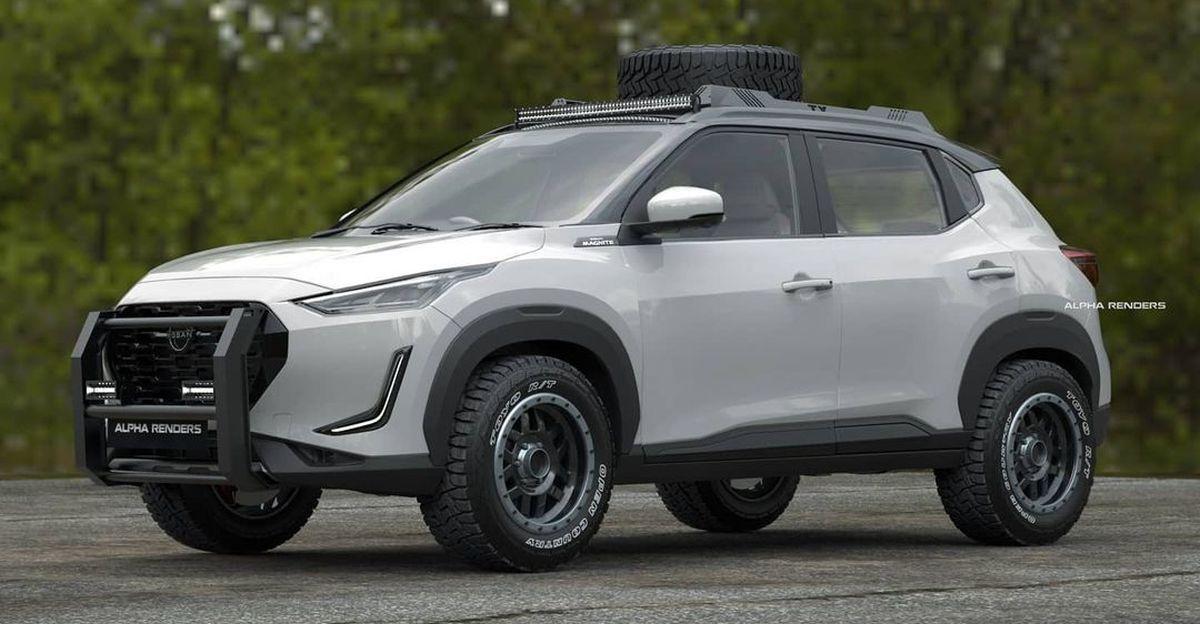 Nissan Magnite Explorer Edition : यह कैसा दिखेगा