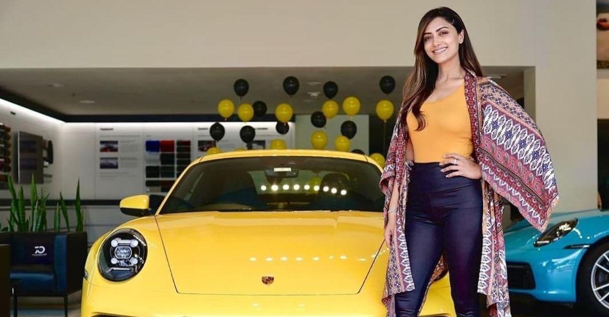 Malayalam Film Actress Mamta Mohandas ने Porsche 911 Carrera S स्पोर्ट्स कार खरीदी