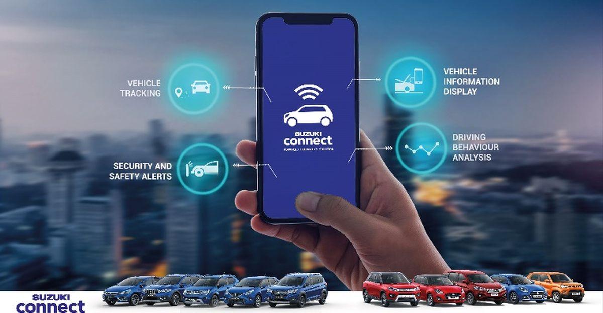 Maruti Suzuki ने Swift , Brezza और अन्य Arena कारों के लिए Suzuki Connect फीचर लॉन्च किया