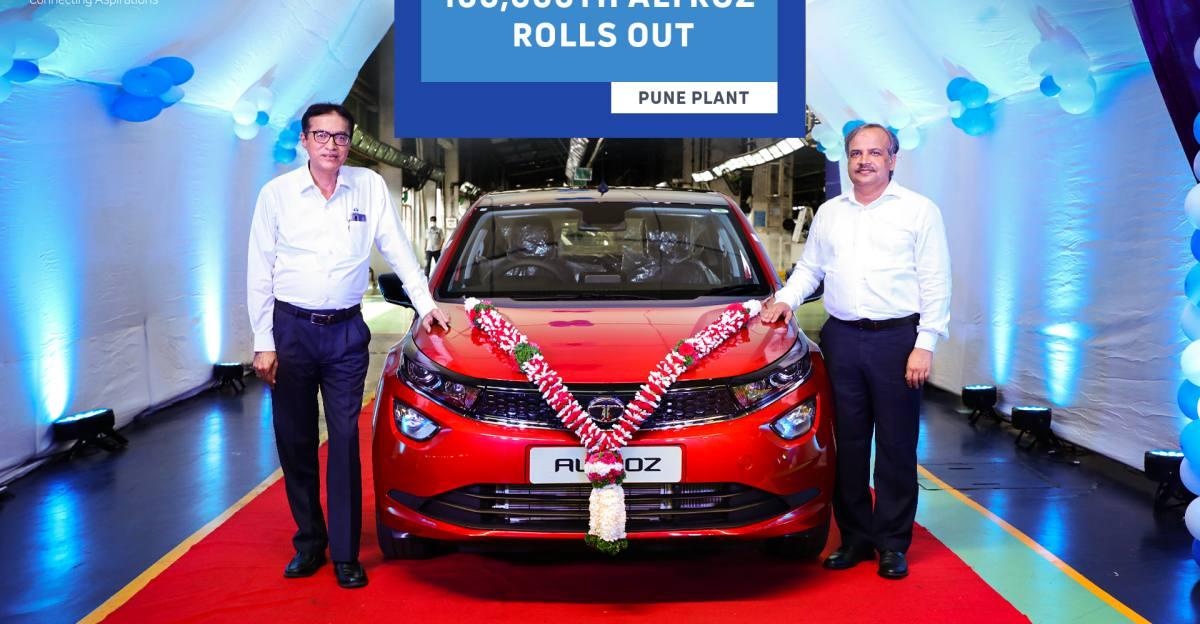 Tata Motors ने पेश किया 100,000वां Altroz: हर कोई क्यों खरीद रहा है यह कार?