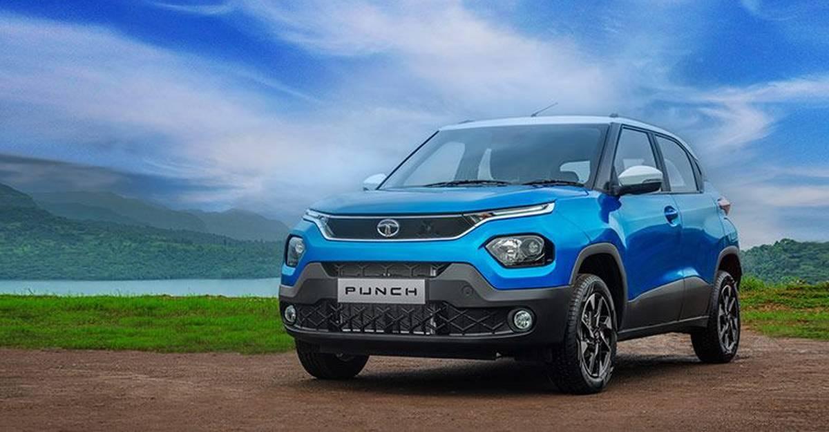Tata Punch micro SUV लॉन्च की तारीख का खुलासा