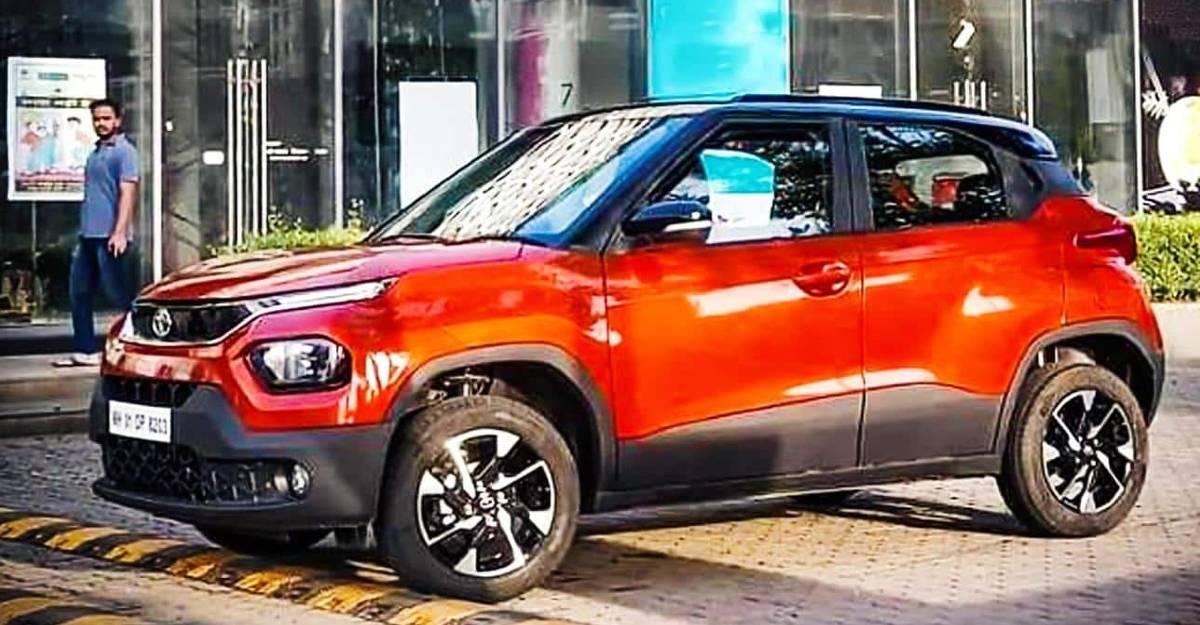 आने वाली Tata Punch माइक्रो एसयूवी Maruti Swift से छोटी लेकिन चौड़ी है