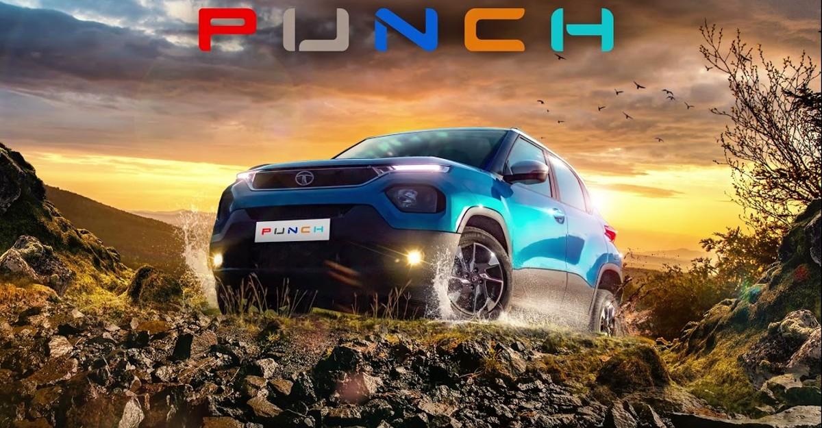 Tata Punch कई ड्राइव मोड की पेशकश करेगा [वीडियो]