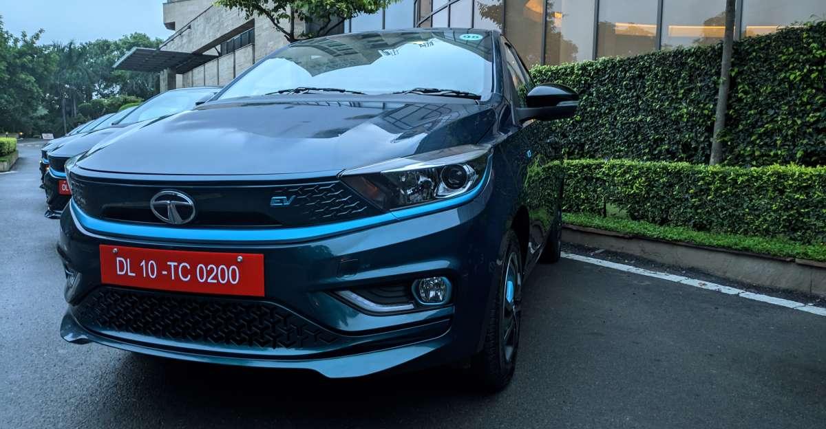 Tata Tigor EV फर्स्ट ड्राइव रिव्यू