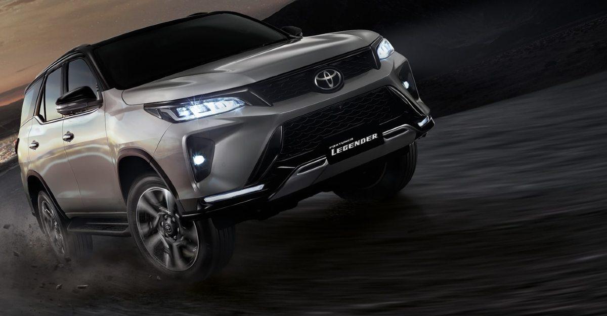Toyota Fortuner Legender 4X4: लॉन्च टाइमलाइन का खुलासा