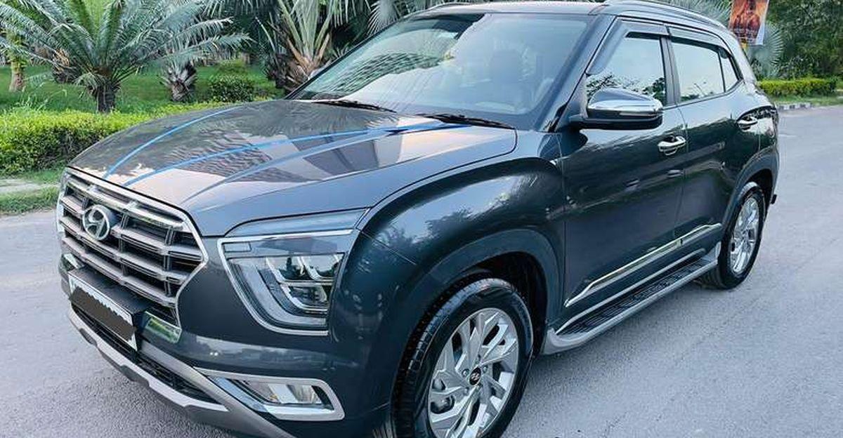 लगभग नई Hyundai Creta SUVs बिक्री के लिए: कोई प्रतीक्षा अवधि नहीं
