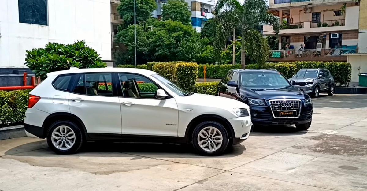 पुरानी BMW X3 और Audi Q5 लग्जरी SUV 10 लाख रुपये से कम में बिक रही हैं
