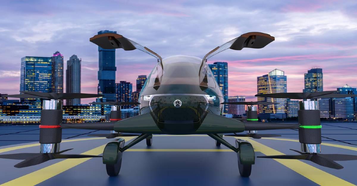 नागरिक उड्डयन मंत्री द्वारा भारत की पहली उड़ने वाली कार पेश की गई: अक्टूबर में आधिकारिक अनावरण