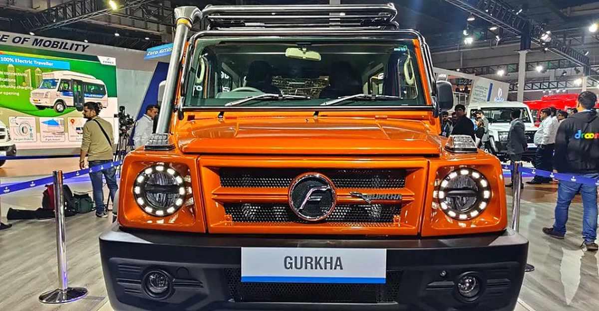 Force Motors ने आधिकारिक लॉन्च से पहले नई Gurkha का टीज़र जारी किया: Mahindra Thar को टक्कर देगी