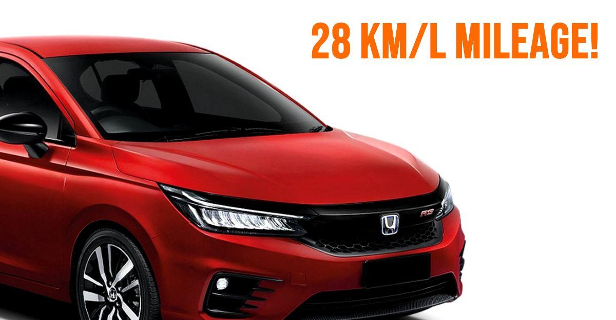 Honda City Hybrid की जल्द लॉन्चिंग: भारत की सबसे अधिक ईंधन कुशल कार बनने के लिए