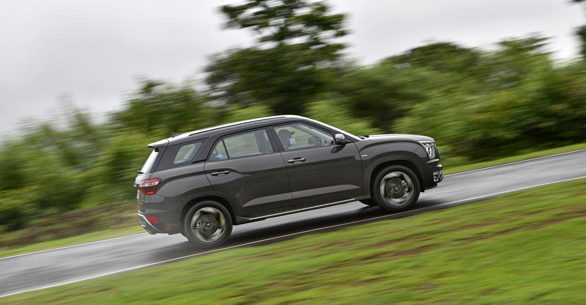 Hyundai ने Alcazar का 7-seater Platinum वैरिएंट लॉन्च किया