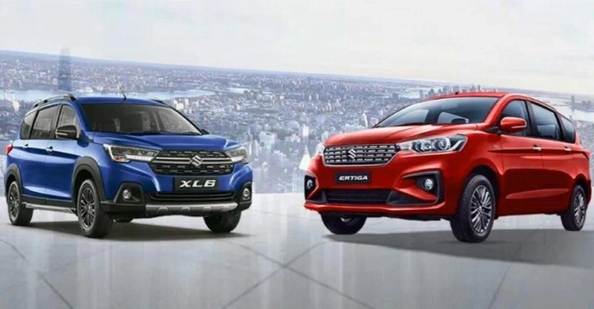 Maruti Suzuki ने Vitara Brezza, XL6, Ciaz, S-Cross और Ertiga की 1.81 लाख यूनिट वापस मंगाई