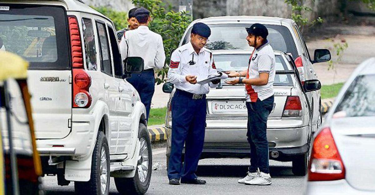 'Pollution Under Control' प्रमाणपत्र नहीं ले जाने पर 10,000 जुर्माना रु और Driving License निलंबन