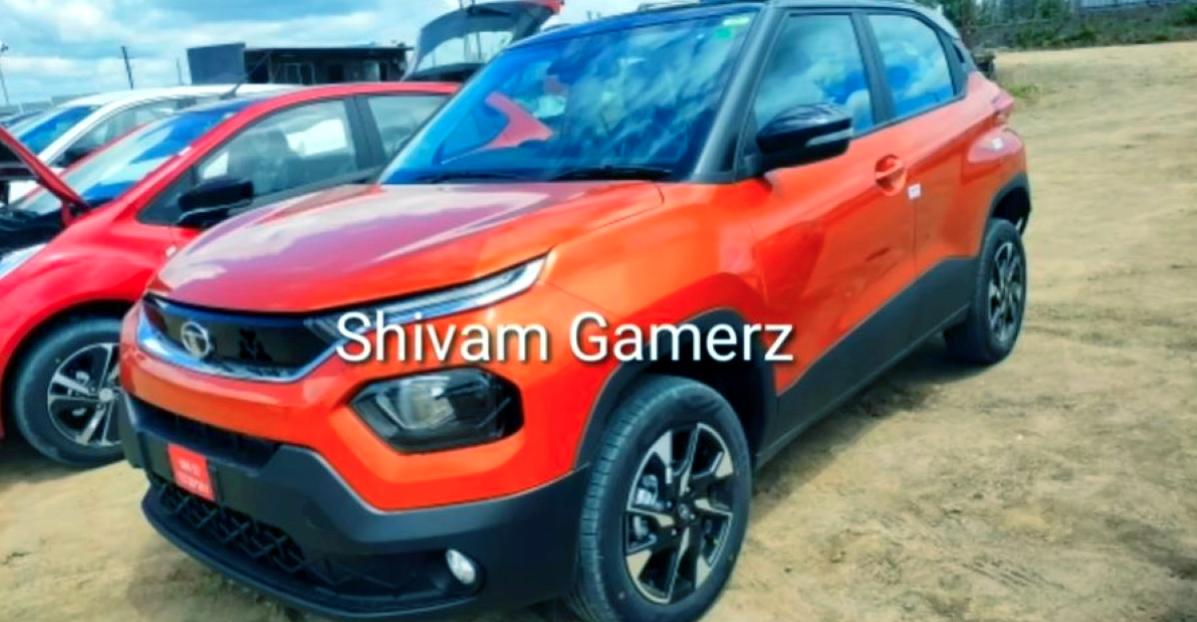 Tata Punch माइक्रो SUV आधिकारिक लॉन्च से पहले डीलरशिप तक पहुंची: नया वीडियो अधिक खुलासा करता है