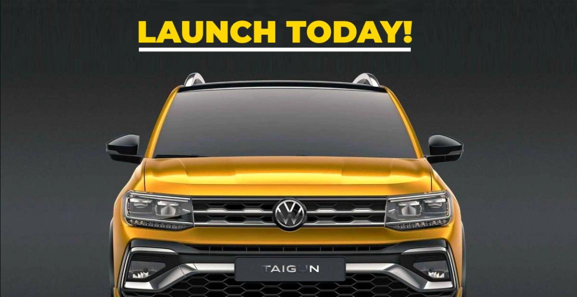Volkswagen Taigun कॉम्पैक्ट SUV आज लॉन्च हो रही है: आप सभी को पता होना चाहिए