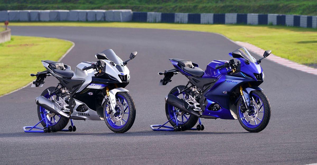 Yamaha ने R15 V4, R15 M स्पोर्टबाइक्स और Aerox Maxi स्पोर्ट स्कूटर भारत में लॉन्च की