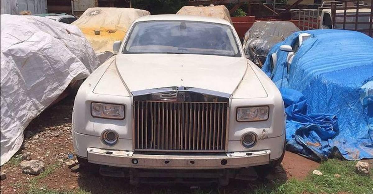 5 Rolls Royce सेडान भारत में Abandoned: Ghost, Phantom और बहुत कुछ