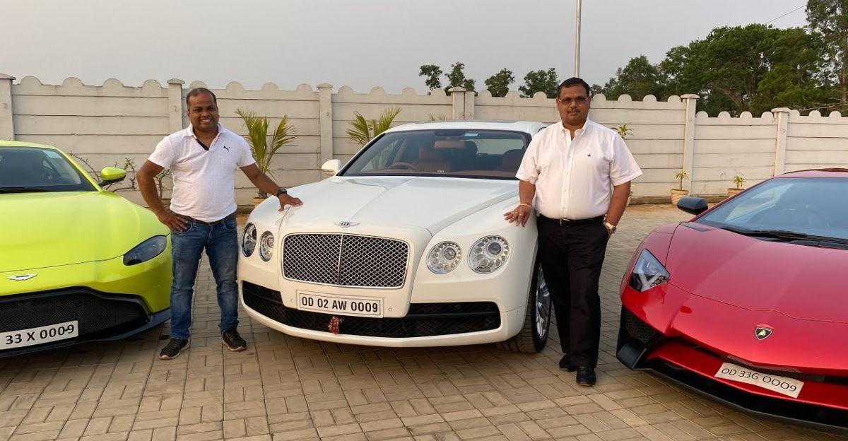 मिलिए Maruti Suzuki के डीलर से जिसके पास 45 सुपर एक्सोटिक कारें और 9 सुपरबाइक हैं