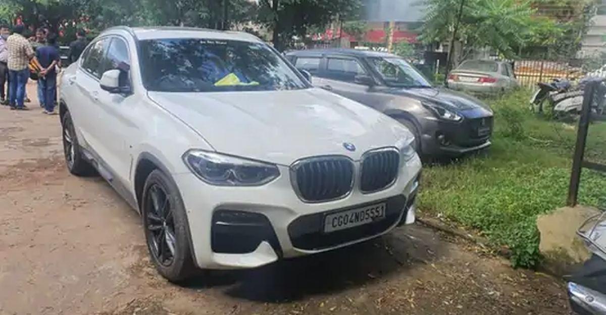 कथित IPL सट्टेबाज से BMW luxury SUV जब्त