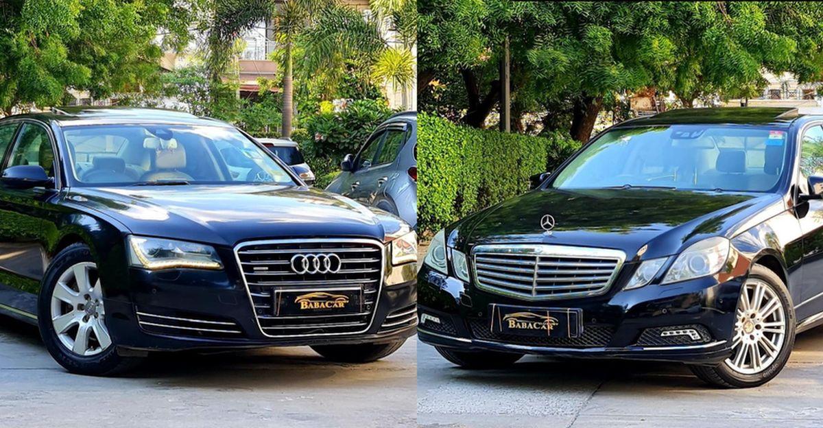 Used Audi, Mercedes-Benz लक्ज़री सेडान और & Range Rover SUVs बिक्री के लिए, सिर्फ 8.95 लाख रुपये से शुरू