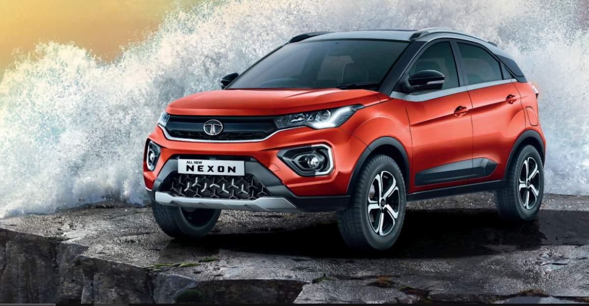 Tata Nexon भारत की सबसे ज्यादा बिकने वाली सब-4 मीटर कॉम्पैक्ट SUV है: Maruti Suzuki Brezza, Hyundai Venue को मात देती है