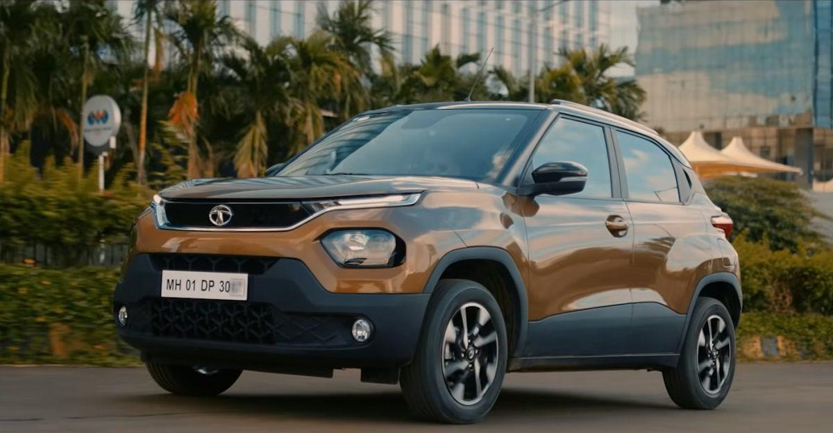 Tata Motors ने Punch micro SUV की बुकिंग शुरू की