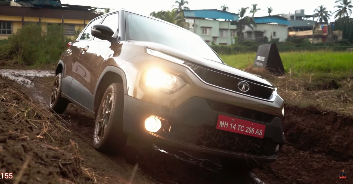 आगामी Tata Punch माइक्रो एसयूवी off the road बहुत सक्षम है: प्रमाण