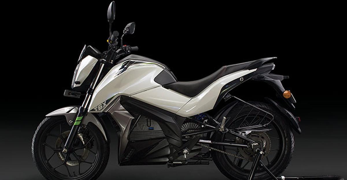 Tork के CEO ने T6X इलेक्ट्रिक मोटरसाइकिल का पहला टीज़र जारी किया