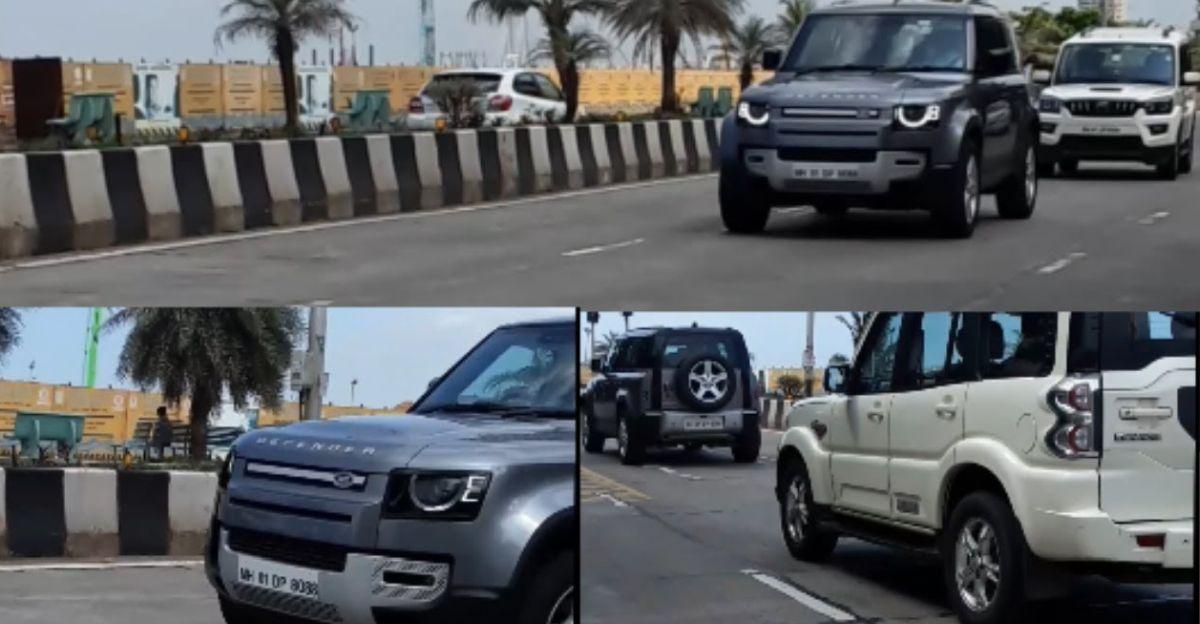 Mukesh Ambani ने Land Rover Defender खरीदा; पहली बार देखा गया