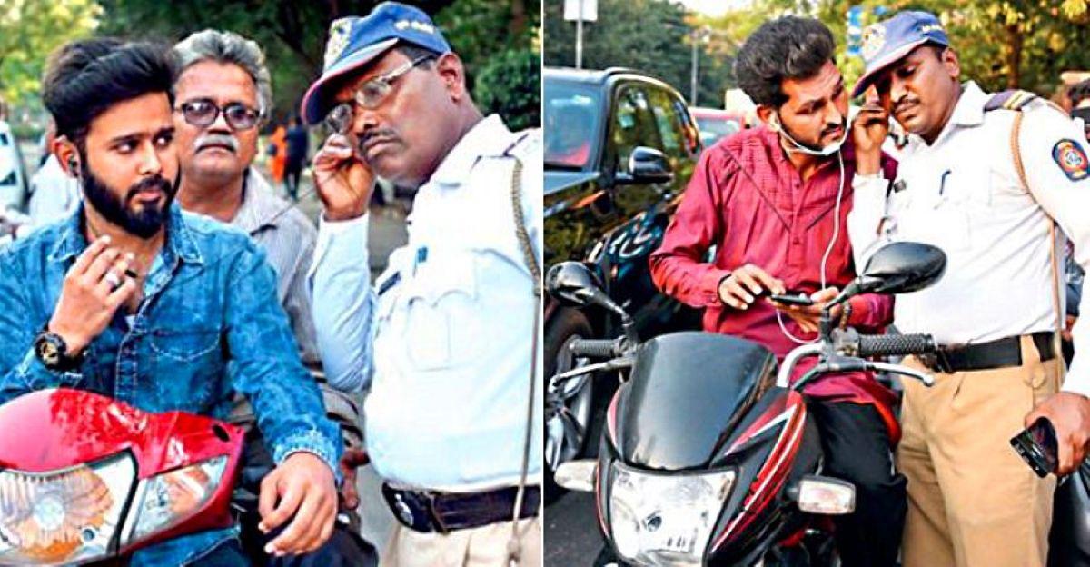 Bangalore Police: ट्रैफिक सिग्नल पर खड़े होने पर भी फोन का इस्तेमाल नहीं, ऐसा करने पर 5,000 रुपये का जुर्माना