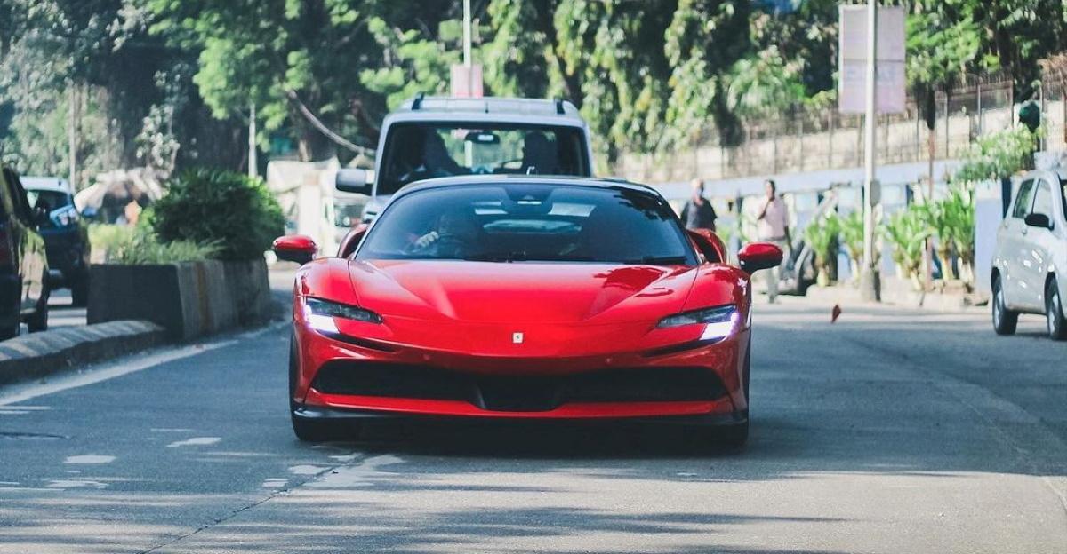 अरबपति गौतम सिंघानिया को भारत में मिली Ferrari SF90; 10 करोड़ रुपये की कीमत
