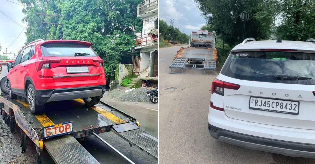 Skoda Kushaq के 3 और मालिकों ने ईंधन पंप बदलने के बाद भी खराब होने की रिपोर्ट की
