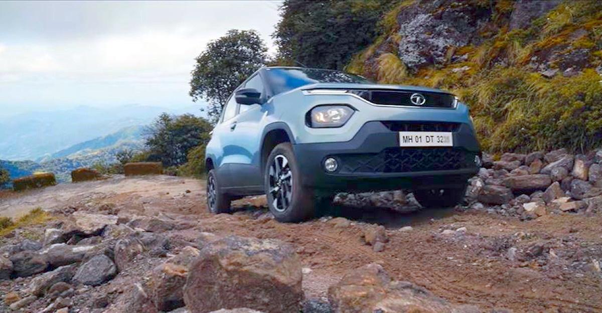 Tata Punch पूर्वी हिमालय में संदकफू पहुंचता है, एक ऐसा स्थान जहां केवल Land Rover 4X4 चलती है