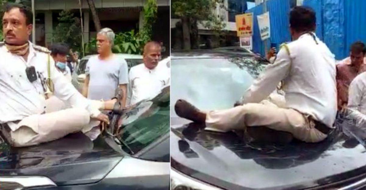 Hyundai Creta पर मुंबई के शख्स ने ट्रैफिक पुलिस को 1 किमी तक घसीटा: बुक किया गया